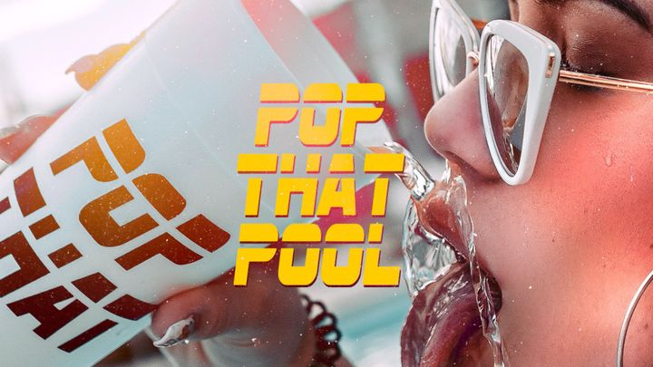 Cover for event: Pop That Pool - Every Saturday Afternoon