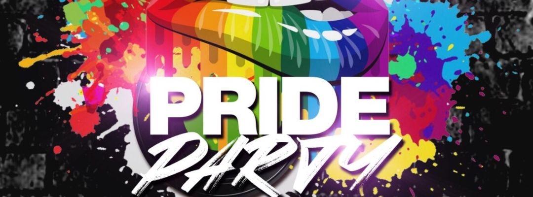 Cartel del evento PRIDE PARTY ANDORRA