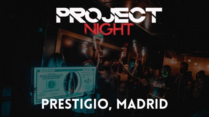 Cover for event: Project Night - Prestigio