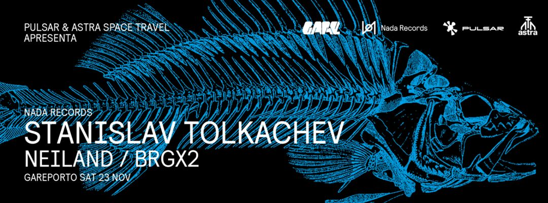 Pulsar & Astra Space Travel w/ Stanislav Tolkachev event cover