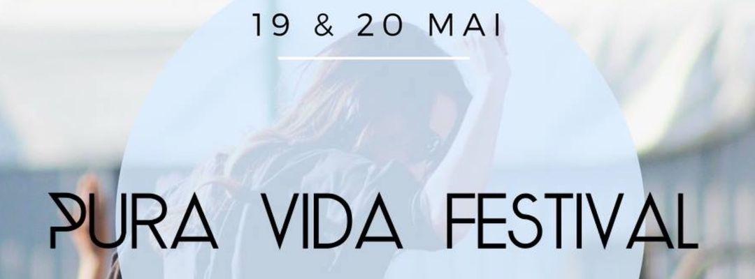 Cartel del evento PURA VIDA Festival #1