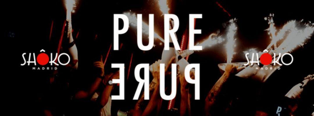 PURE SHÔKO-Eventplakat