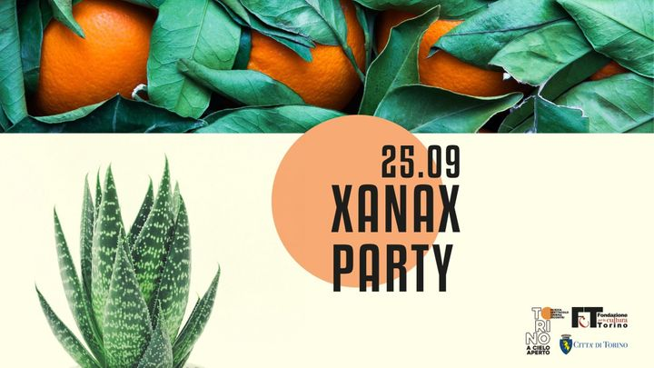 Cover for event: Q35 Urban Garden - Xanax Party