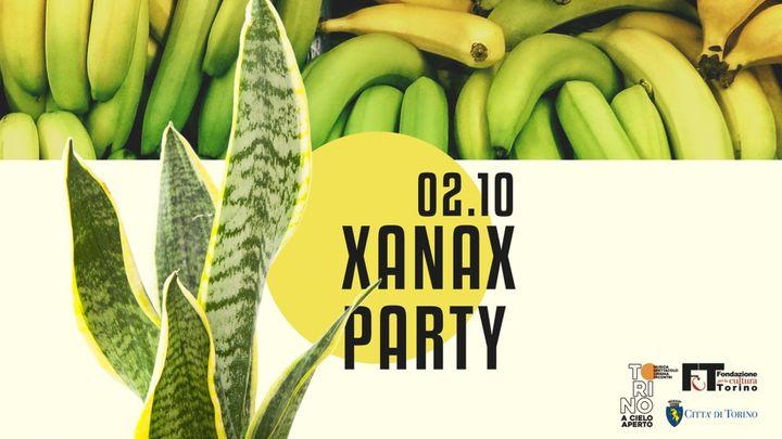 Cover for event: Q35 Urban Garden - Xanax Party