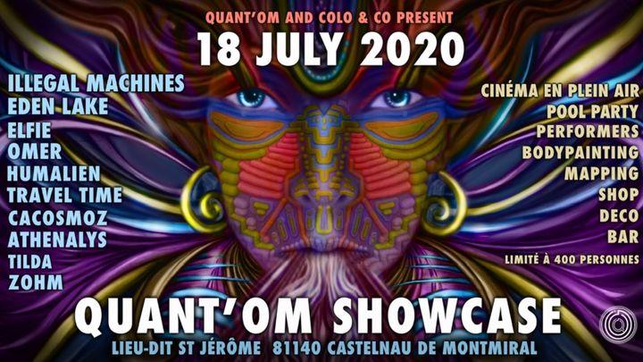 Cover for event: Quant'Om Showcase #1 Colo & Co