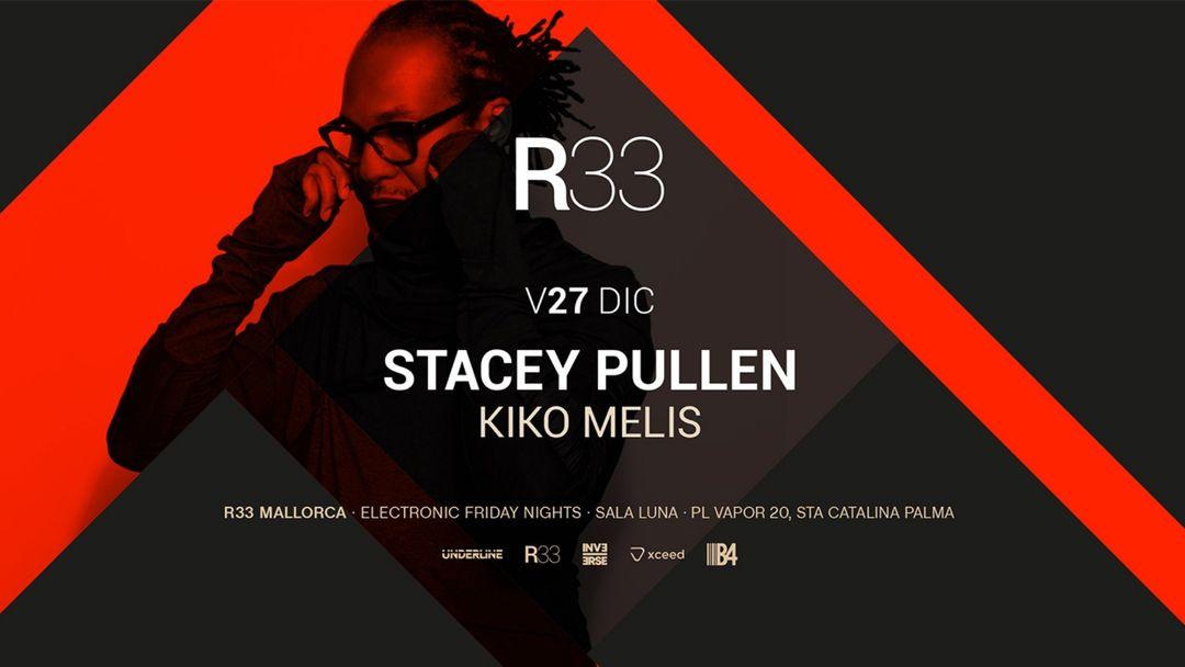 Copertina evento R33 Mallorca presenta: Stacey Pullen & Kiko Melis