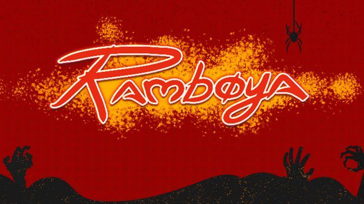 Cover for event: RAMBOYA Halloween