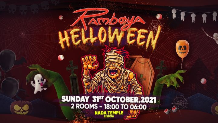 Cover for event: Ramboya Hell-o-ween