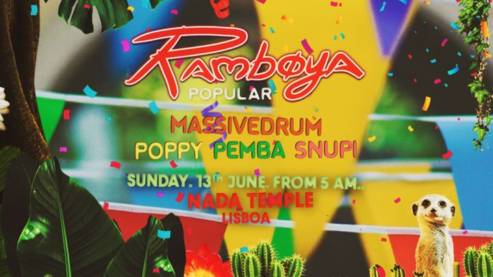 Cover for event: Ramboya Popular [morning special]