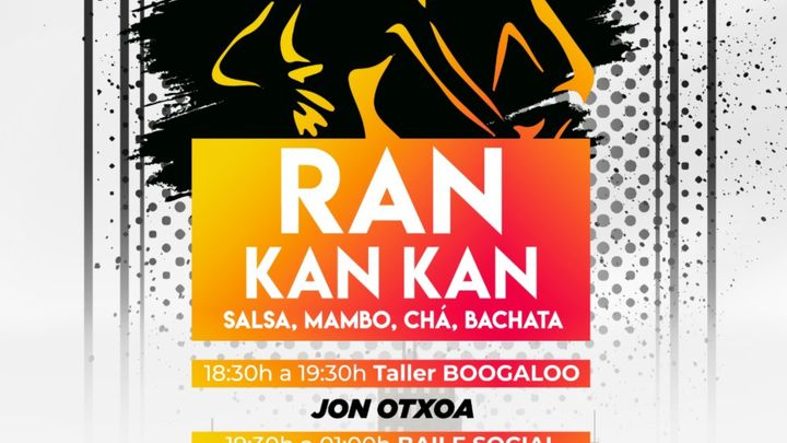 Cover for event: RAN KAN KAN