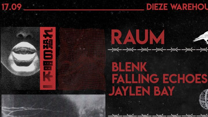 Cover for event: RAUM