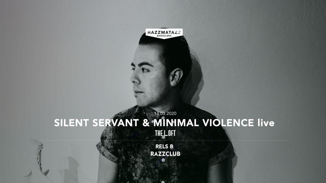 Razzclub: Fuego w/ Rels B | The Loft w/ Silent Servant + Minimal Violence event cover