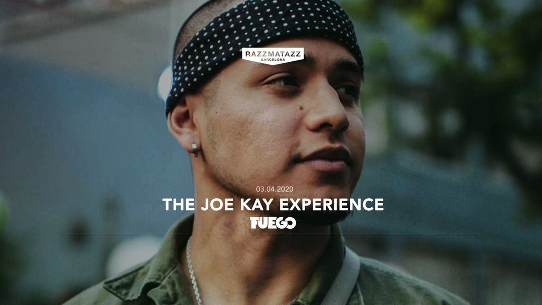 Razzclub & Fuego w/ The Joe Kay Experience - A SPECIAL 4 HOUR SET event cover