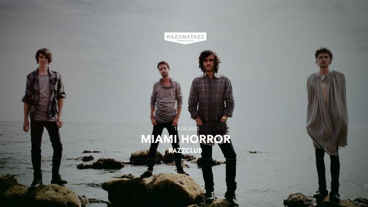 Cover for event: Razzclub w/ Miami Horror