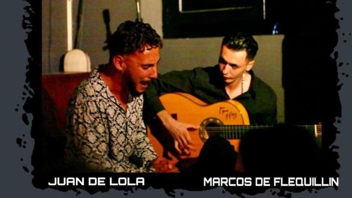 Cover for event: Recital Flamenco