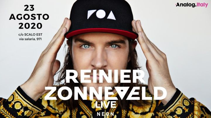 Cover for event: Reinier Zonneveld at Scalo Est