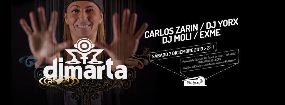 REMEMBER CON DJ MARTA EN PLATFORM7 event cover