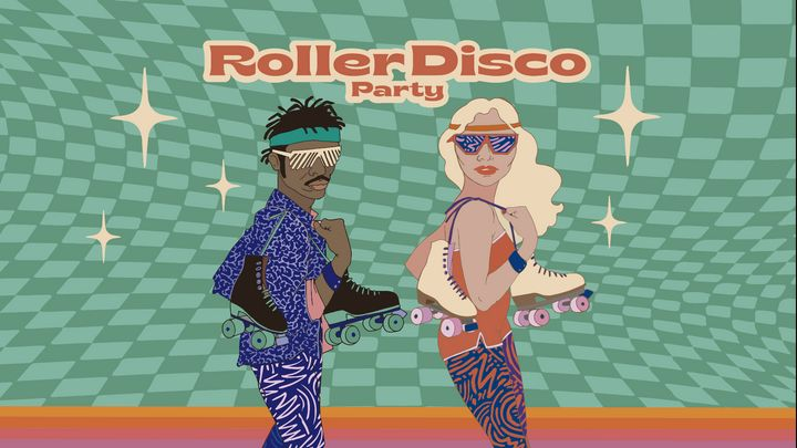 Cover for event: Roller Party Disco