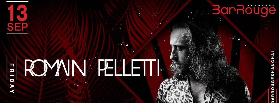 Cartell de l'esdeveniment Romain Pelletti
