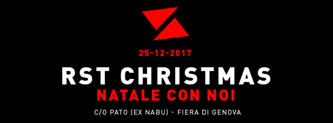 RST CHRISTMAS - Natale con noi event cover