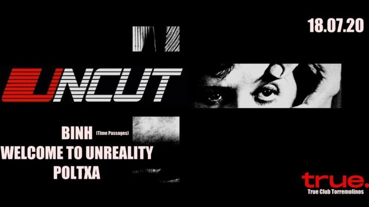 Cover for event: S18 - UNCUT - True Club