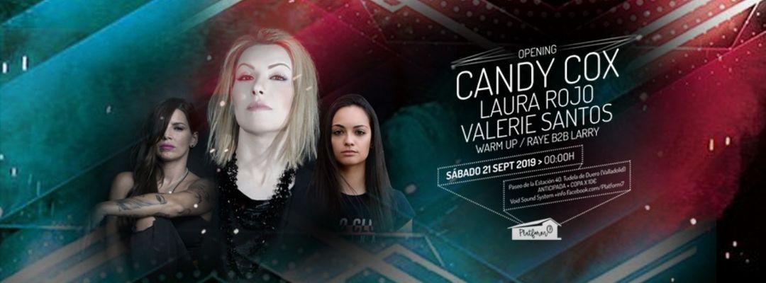 Sabado 21 de Septiembre / Opening 3ª temporada event cover