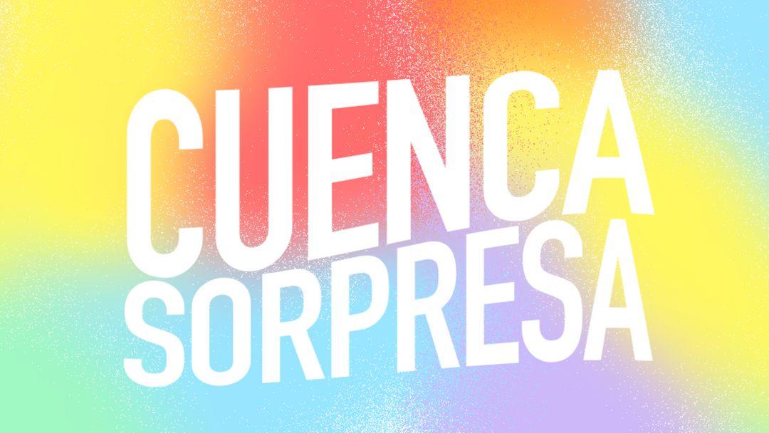 SÁBADO 3 SALAS: #CUENCAclub event cover