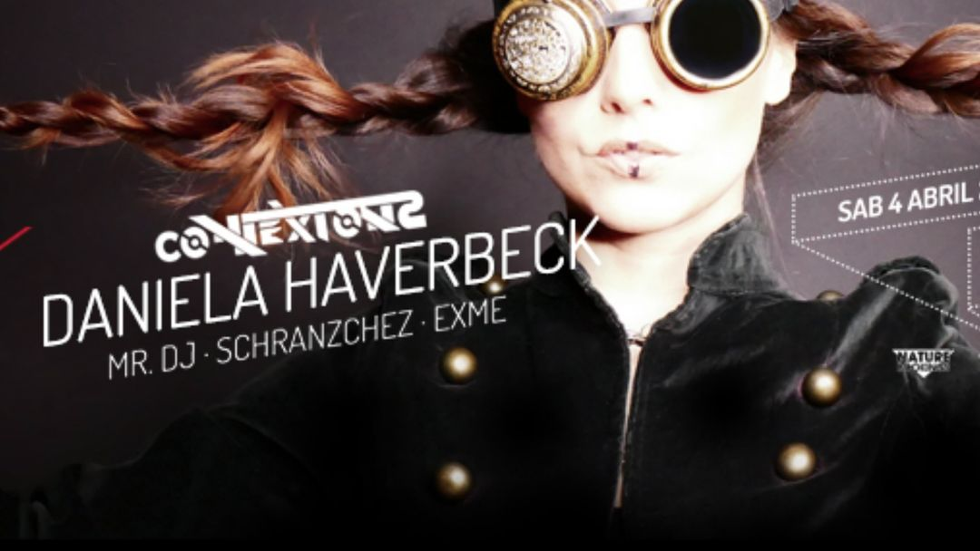 Sabado 4 Abril / Connexions con Daniela Haverbeck event cover