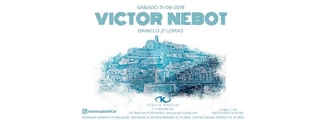 Capa do evento Sábado || Teatro Kapital