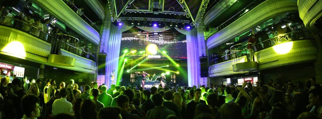 Couverture de l'événement Sábado || Teatro Kapital