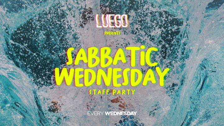Cover for event: Sabbatic Wednesday
