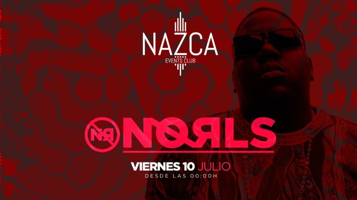 Cover for event: NAZCA 10 JULIO
