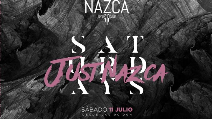 Cover for event: NAZCA 11 JULIO
