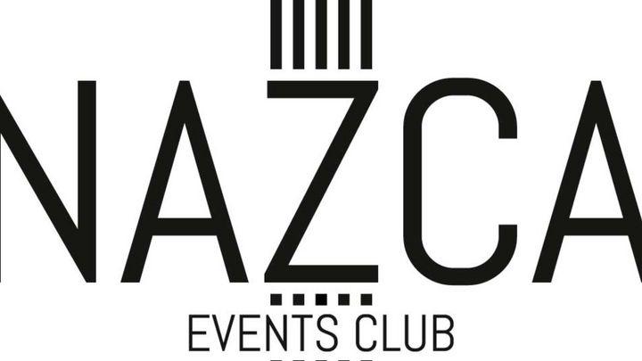 Cover for event: SALA NAZCA DOMINGO 1 AGOSTO