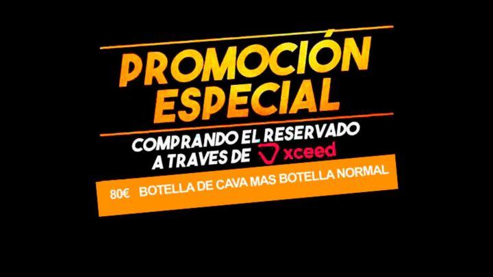 Cover for event: SALA NAZCA  DOMINGO 13 JUNIO
