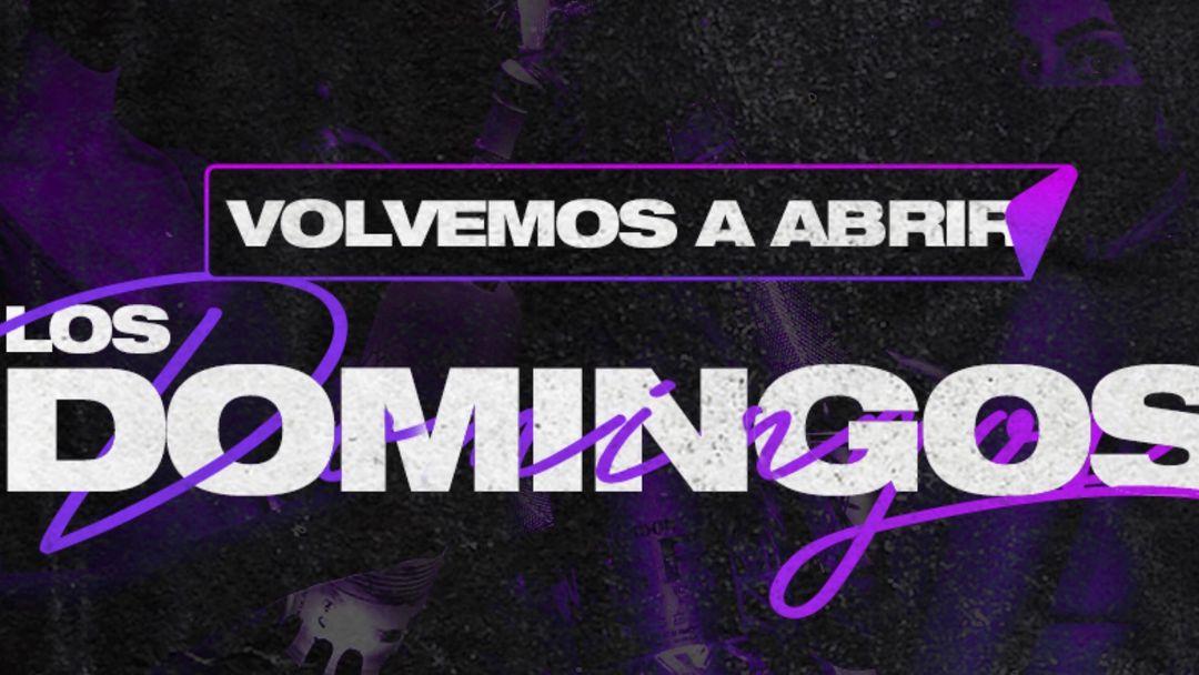 ENTRADAS DOMINGO 24 OCTUBRE event cover