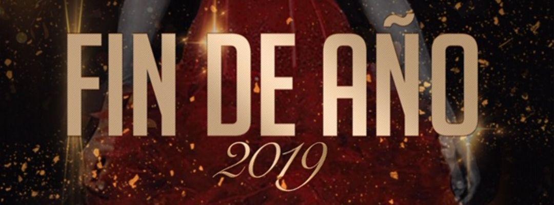 Cartel del evento SALA NAZCA FIN DE AÑO 2019
