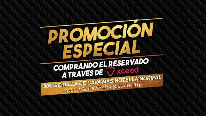 Cover for event: SALA NAZCA SABADO 17 ABRIL SALA WHITE