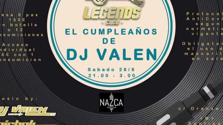 Cover for event: SALA NAZCA SABADO 26 JUNIO