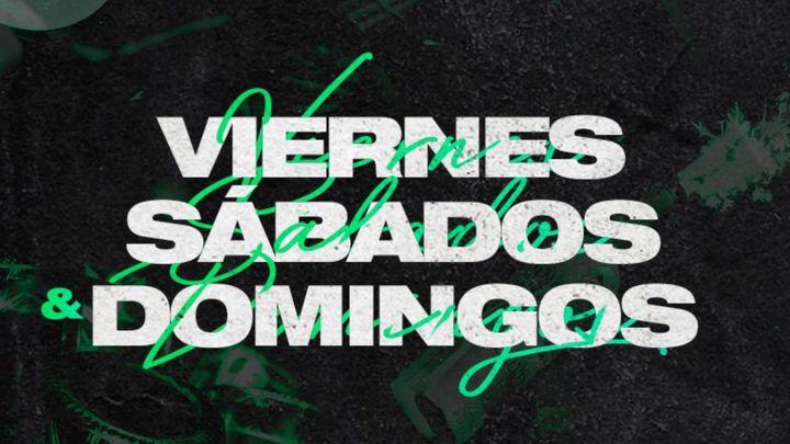 Cover for event: SALA NAZCA SABADO 6 NOVIEMBRE