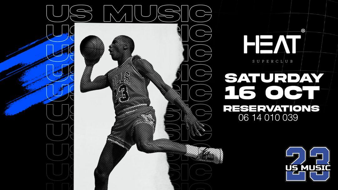 SAMEDI - 23 US MUSIC event cover