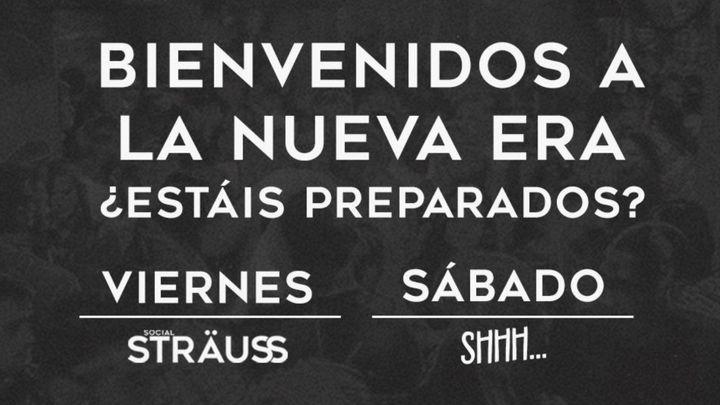 Cover for event: SAMSARA APERTURA VIERNES 17 + SÁBADO 18
