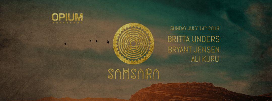 Samsara   Britta Unders, Bryant Jensen, Ali Kuru event cover