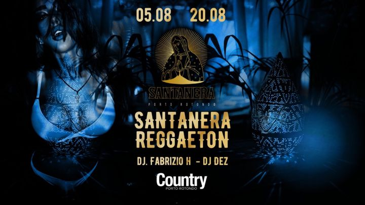 Cover for event: Santanera Night | Country Club