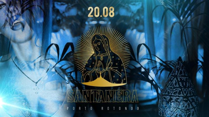 Cover for event: Santanera | Reggaeton Party