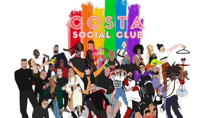 Cover for event: SATURDAY 11th @ COSTA SOCIAL CLUB