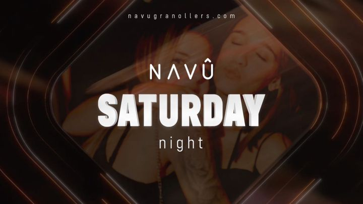 Cover for event: Saturday Is Back - Navû Granollers