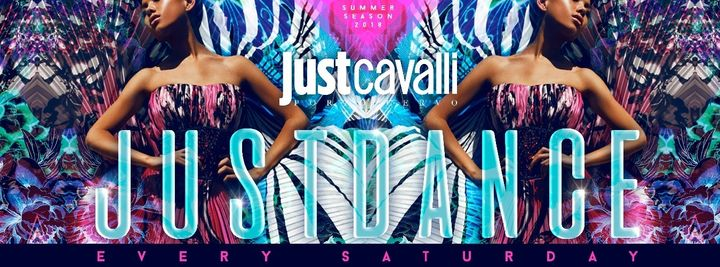 Cover for event: SATURDAY NIGHT - JUSTDANCE