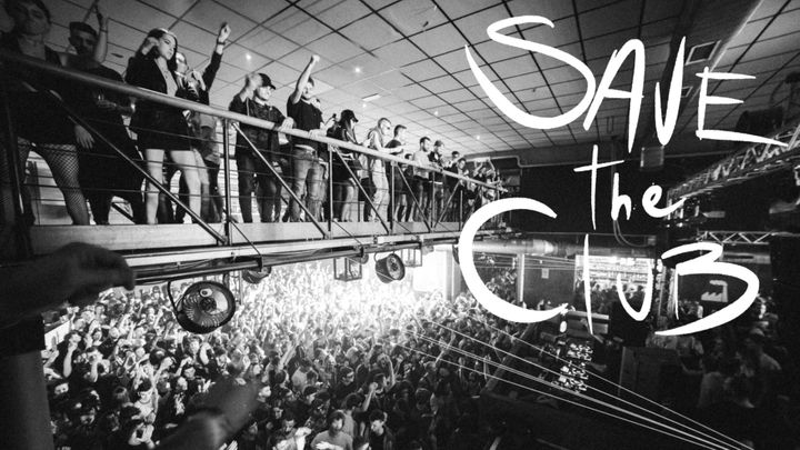 Cover for event: SAVE THE CLUB / Audiodrome Live Club / Torino
