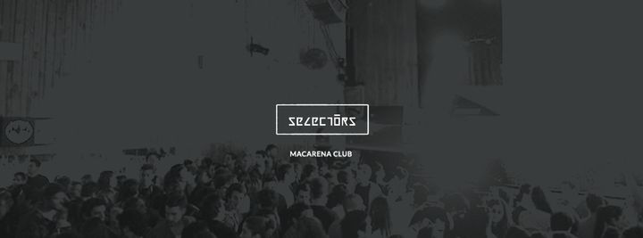 Cover for event: Selectors